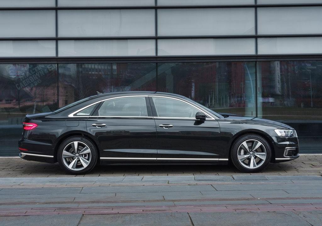 2020 Yeni Audi A8 L 60 TFSI e