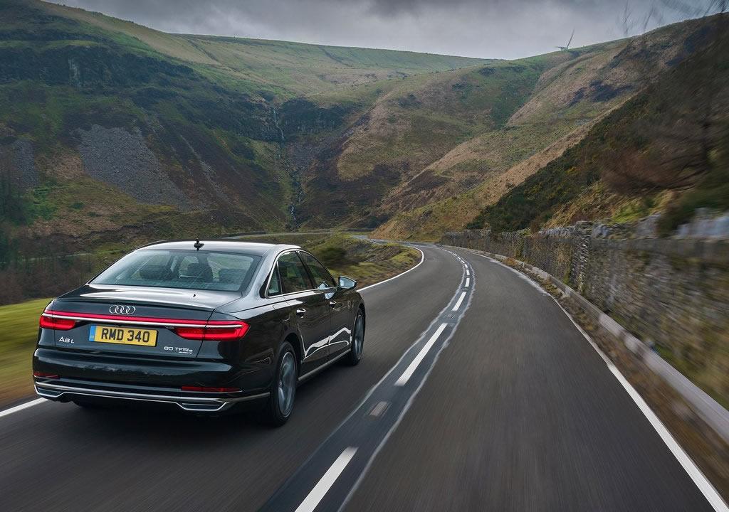 2020 Yeni Audi A8 L 60 TFSI e Fiyatı