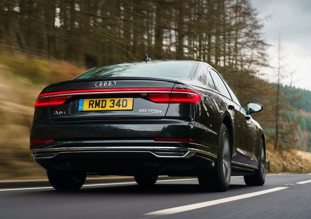 Yeni Audi A8 L 60 TFSI e Teknik Özellikleri
