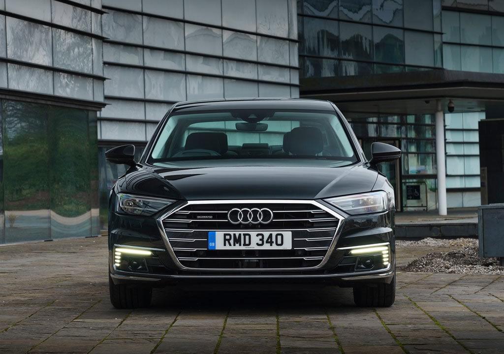 Yeni Audi A8 L 60 TFSI e Özellikleri