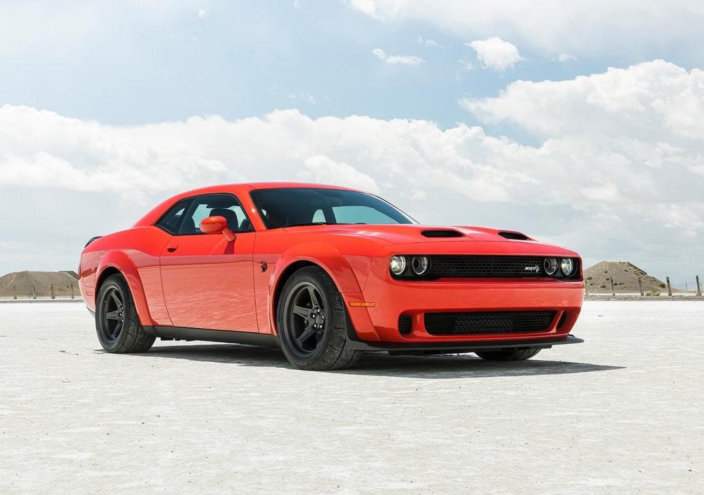 2021 Dodge Challenger SRT Super Stock Teknik Özellikleri