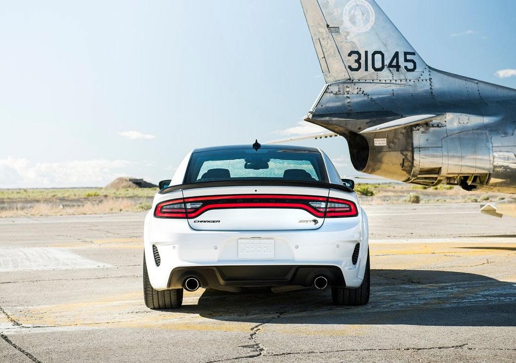 2021 Dodge Charger SRT Hellcat Redeye Kaç Beygir?