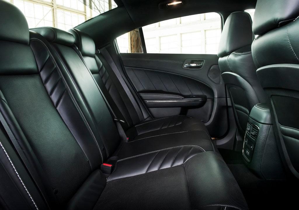 2021 Dodge Charger SRT Hellcat Redeye İçi