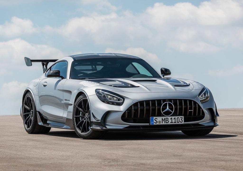 2021 Yeni Mercedes AMG GT Black Series