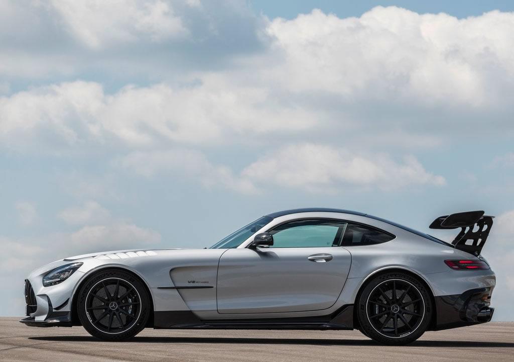 2021 Yeni Mercedes AMG GT Black Series Fotoğrafları