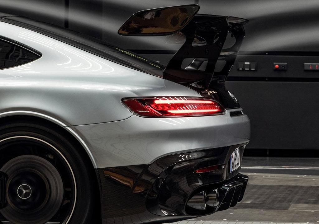 2021 Yeni Mercedes AMG GT