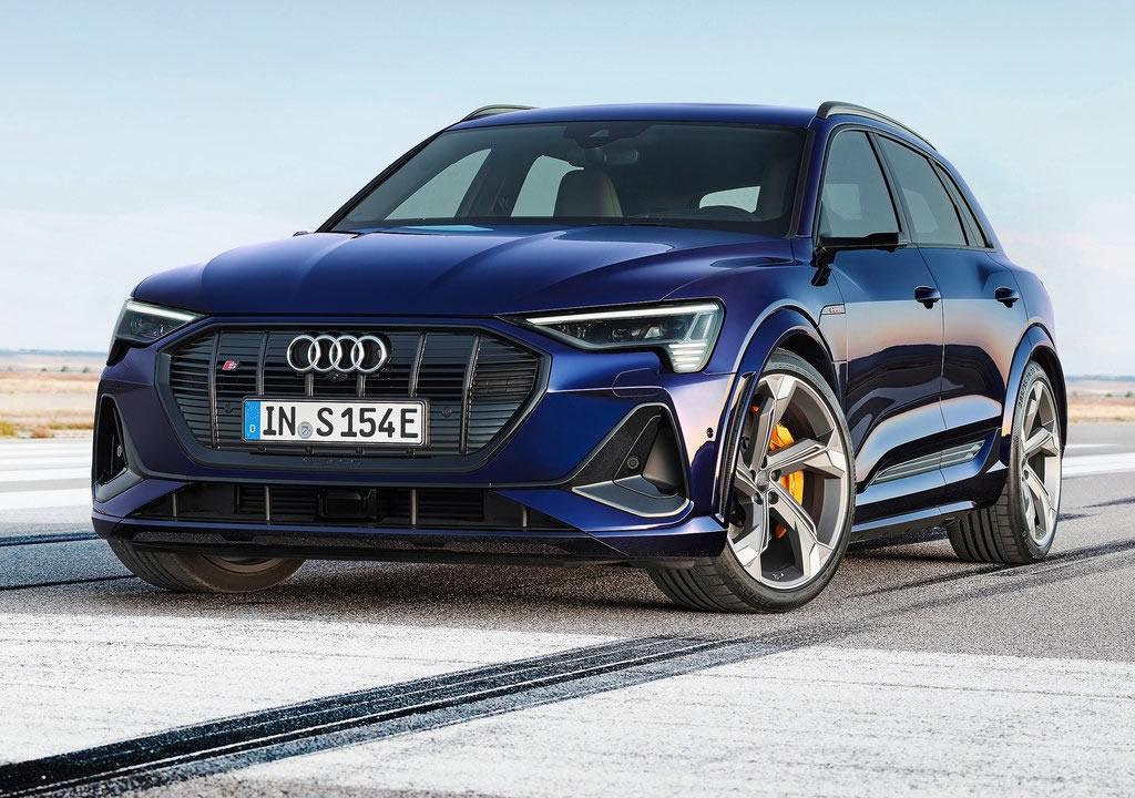 2021 Yeni Audi e-tron S Özellikleri