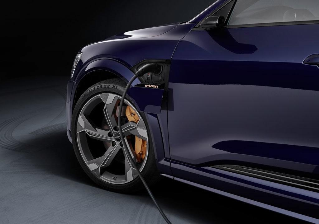 2021 Audi e-tron S