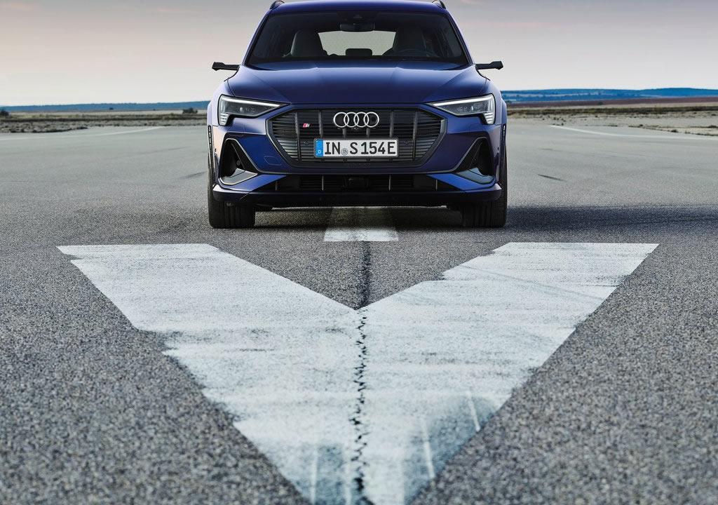 2021 Yeni Audi e-tron S Türkiye