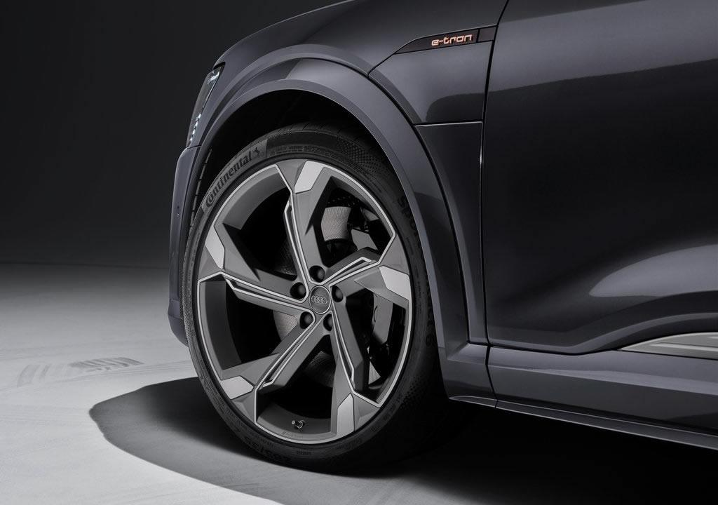 2021 Yeni Audi e-tron S Sportback 0-100 km/s