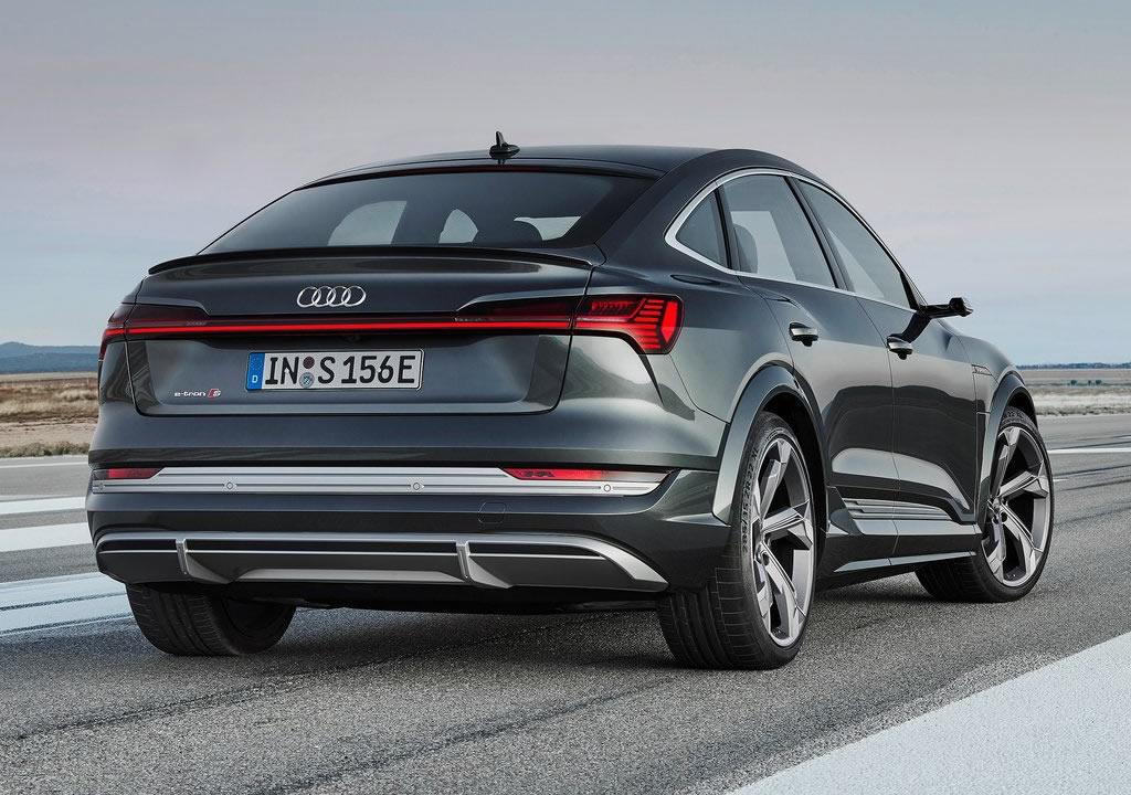 2021 Yeni Audi e-tron S Sportback Teknik Özellikleri