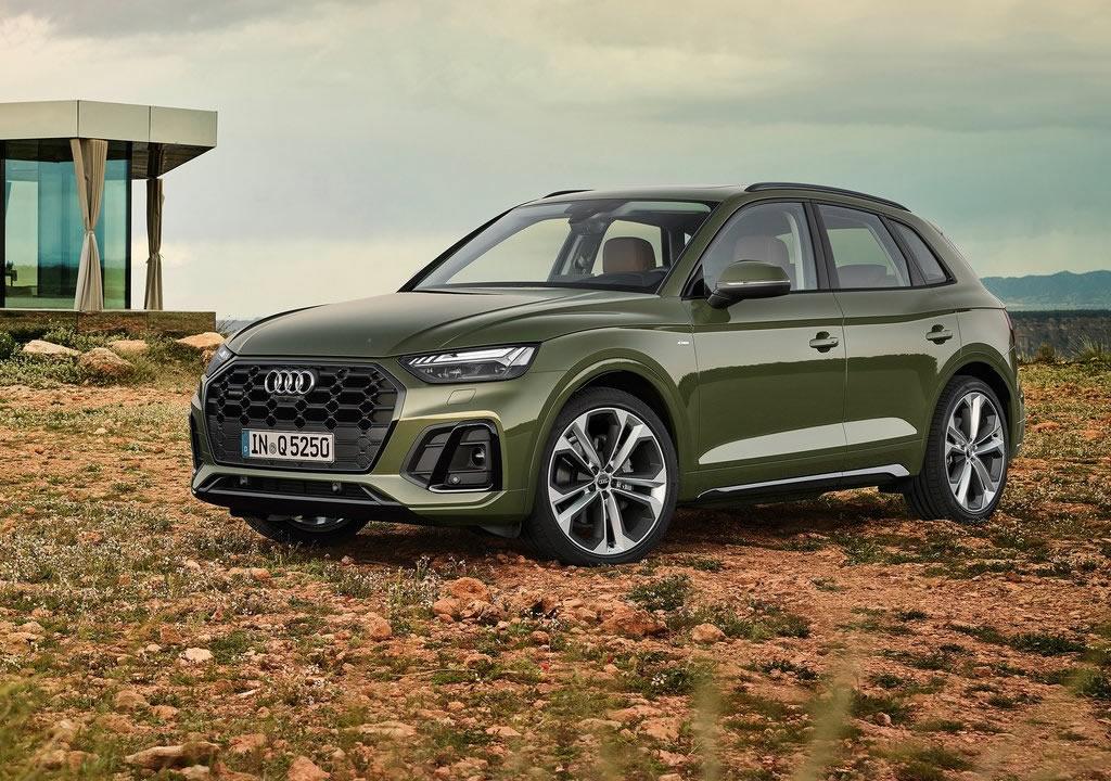 2021 Yeni Audi Q5 Özellikleri