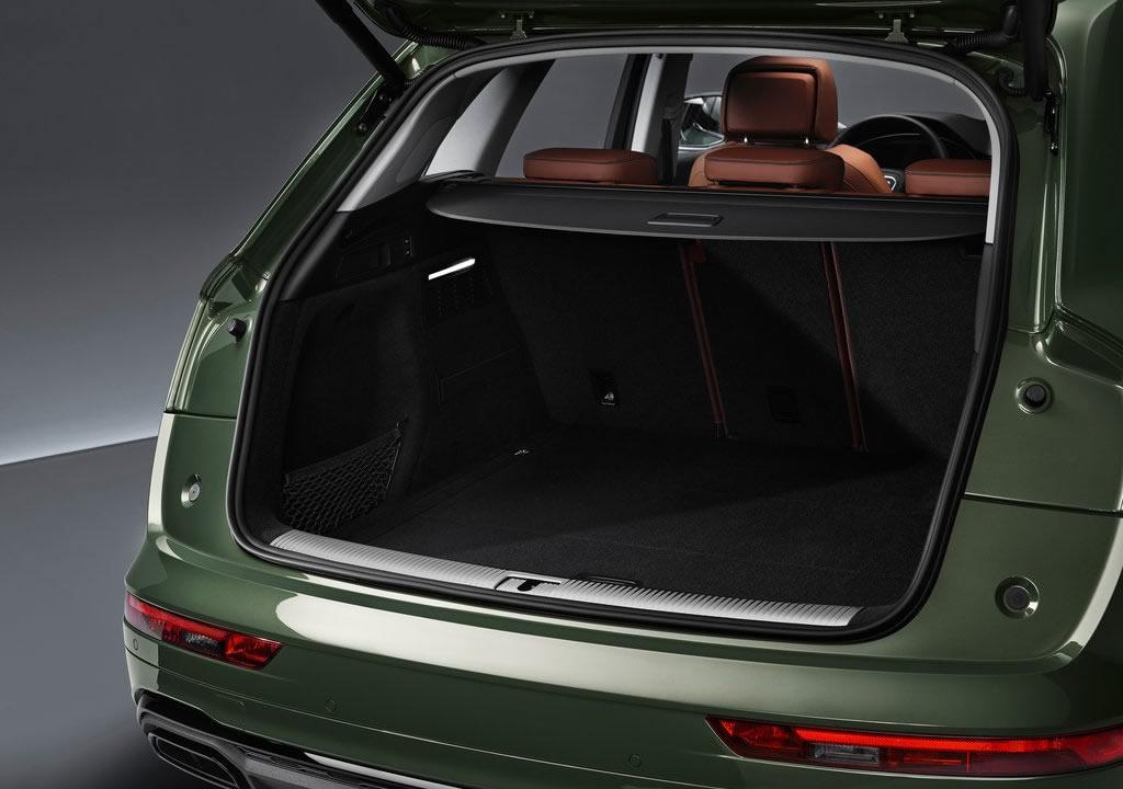 2021 Yeni Audi Q5 Bagaj Alanı