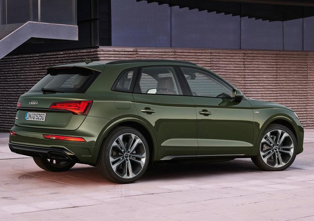 2021 Yeni Audi Q5 Teknik Özellikleri