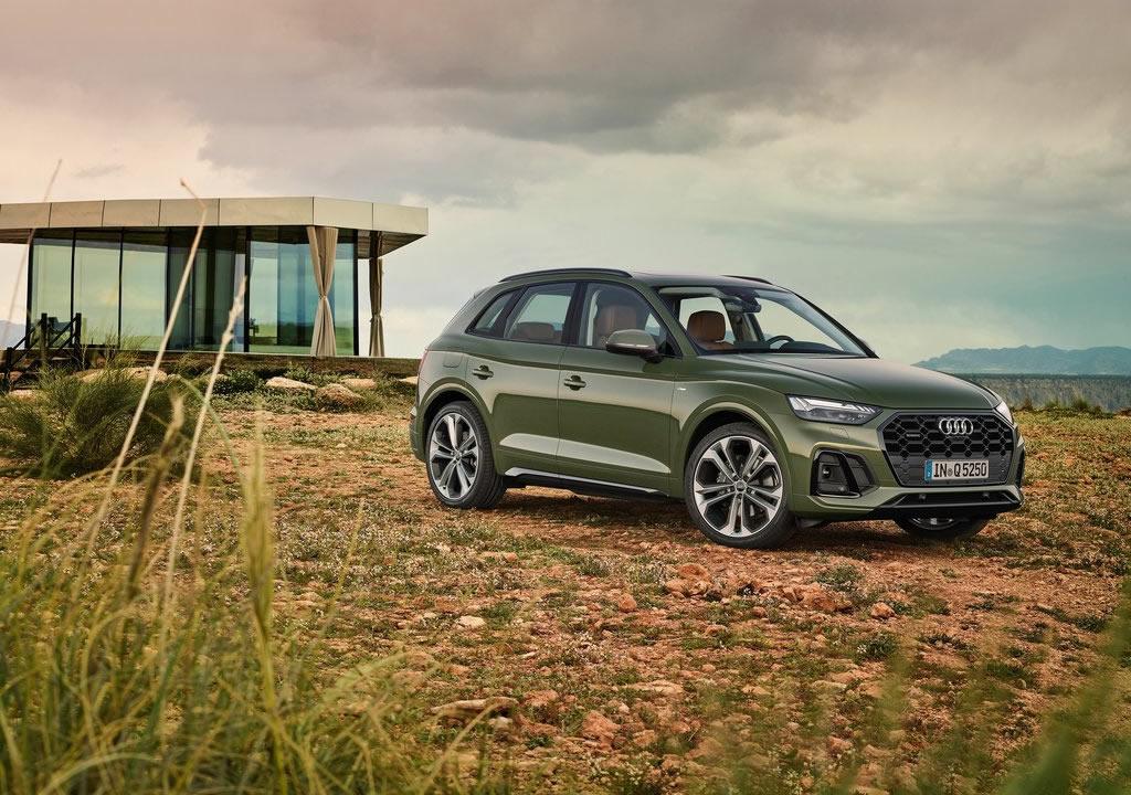 2021 Yeni Audi Q5 Donanımları