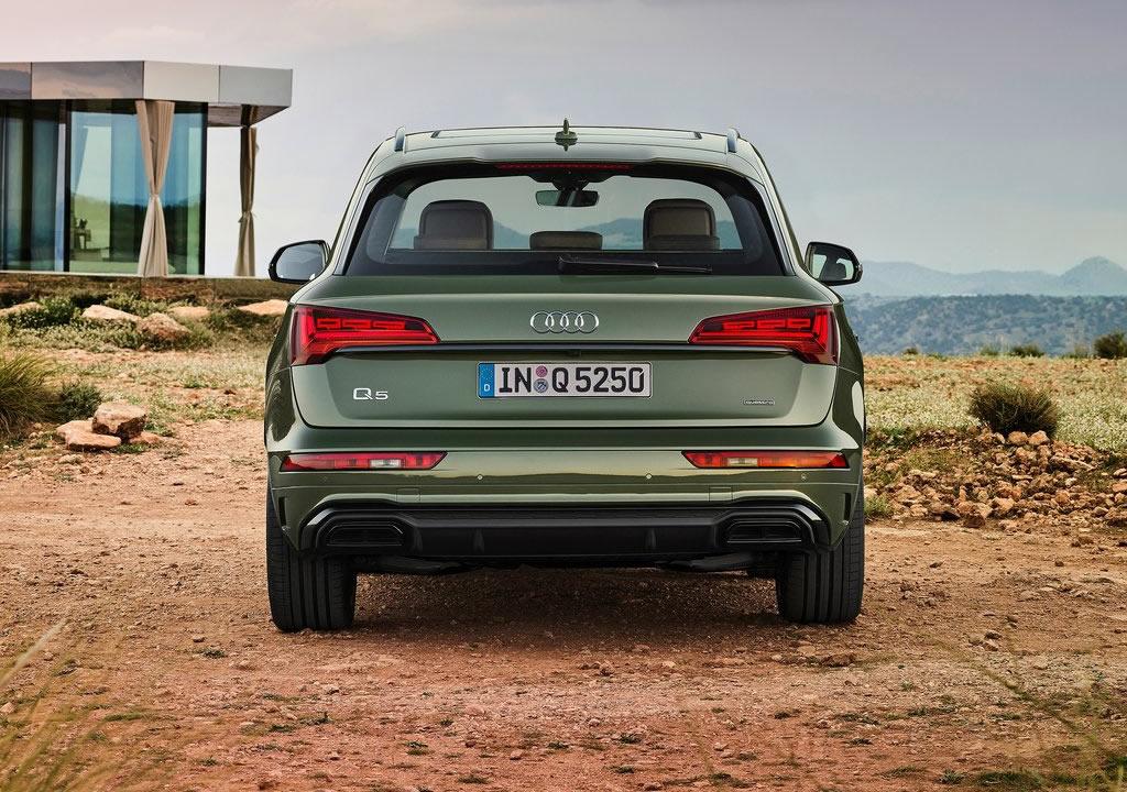 2021 Yeni Audi Q5 Fiyatı