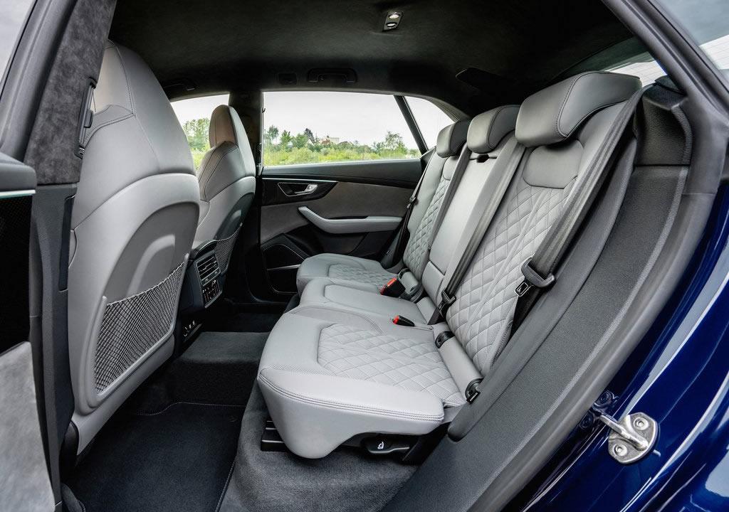 2021 Yeni Audi SQ8 TFSI Türkiye