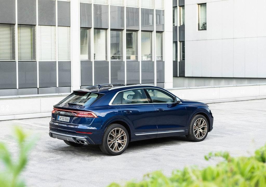 2021 Yeni Audi SQ8 TFSI