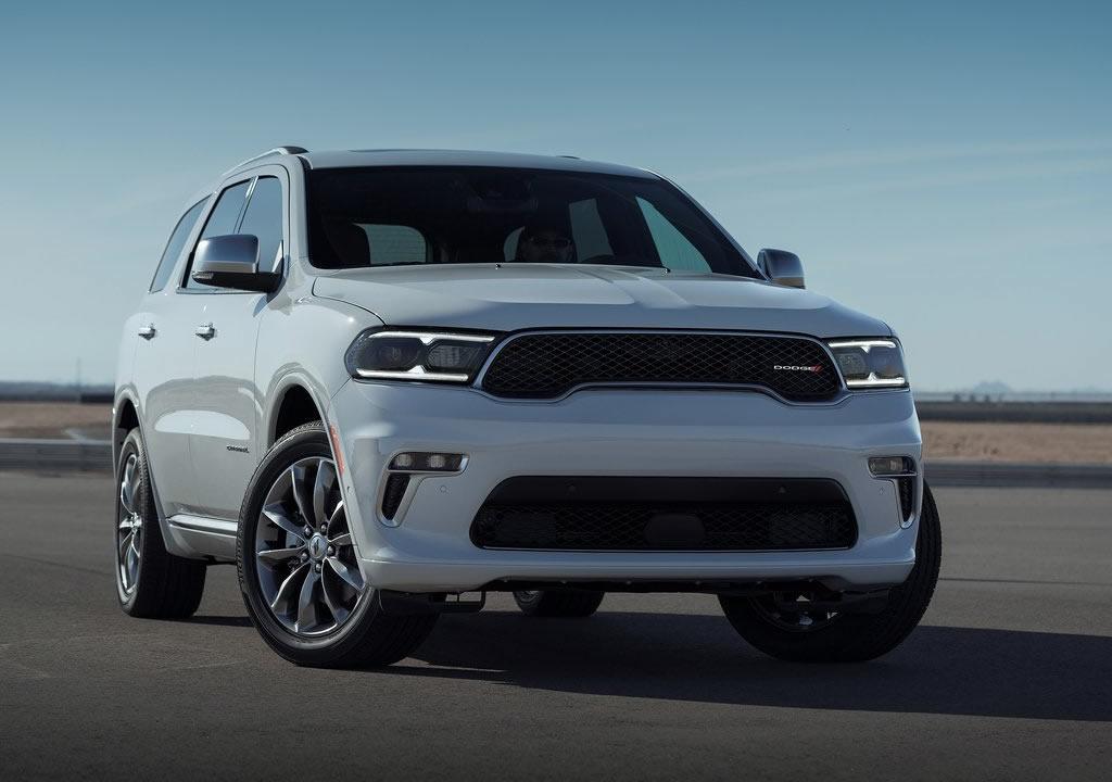 2021 Yeni Dodge Durango Özellikleri