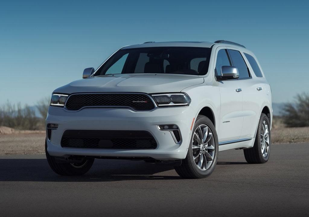 2021 Yeni Dodge Durango Teknik Özellikleri