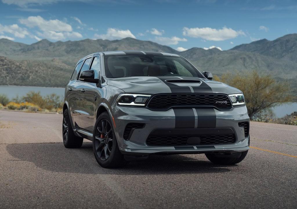2021 Yeni Dodge Durango SRT Hellcat Özellikleri