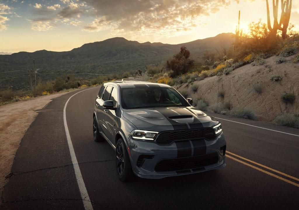 2021 Yeni Dodge Durango SRT Hellcat