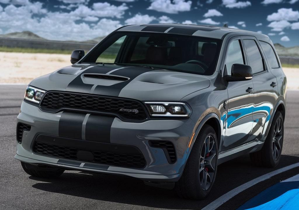 2021 Yeni Dodge Durango SRT Hellcat 0-100 km/s