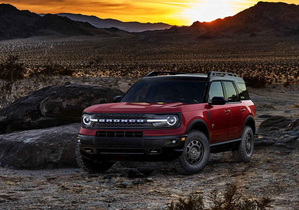2021 Yeni Ford Bronco Sport Özellikleri