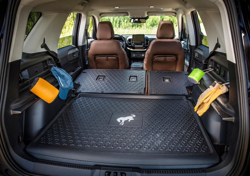 2021 Yeni Ford Bronco Sport Bagaj Alanı