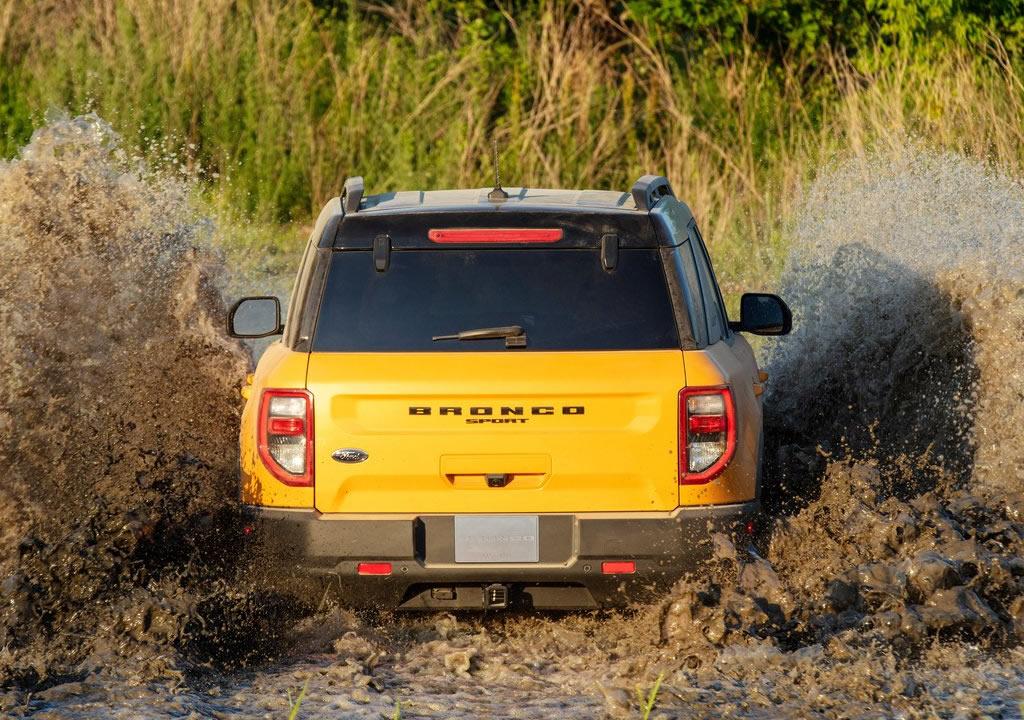 2021 Yeni Ford Bronco Sport Donanımları
