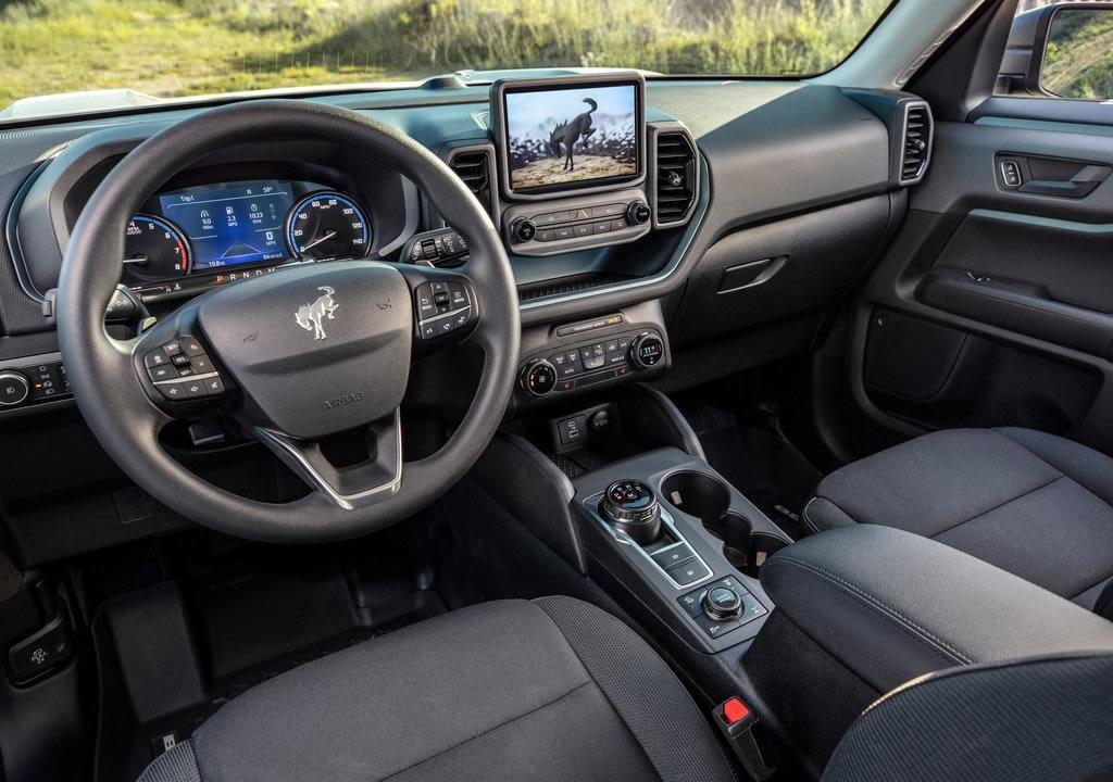 2021 Yeni Ford Bronco Sport Fotoğrafları