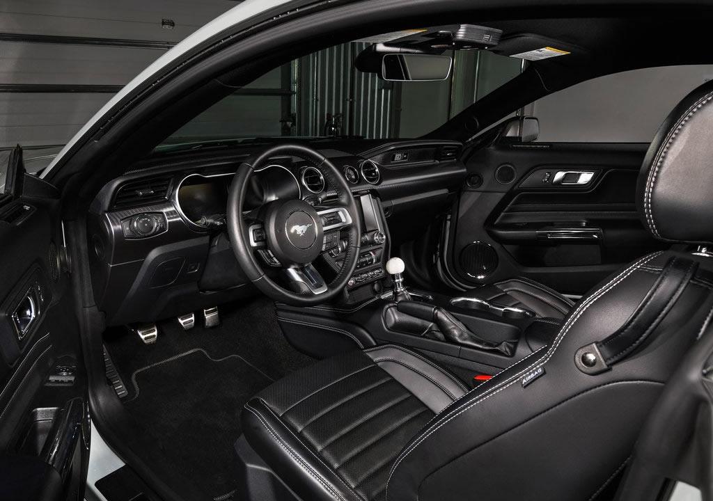 2021 Yeni Ford Mustang Mach 1 0-100 km/s