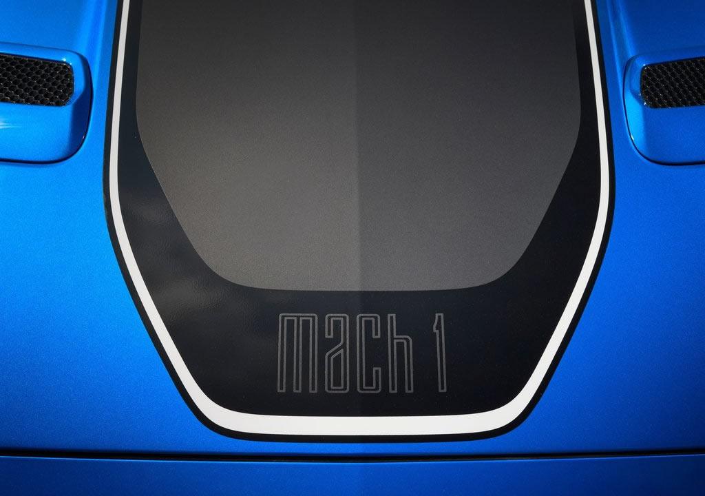 Yeni Ford Mustang Mach 1