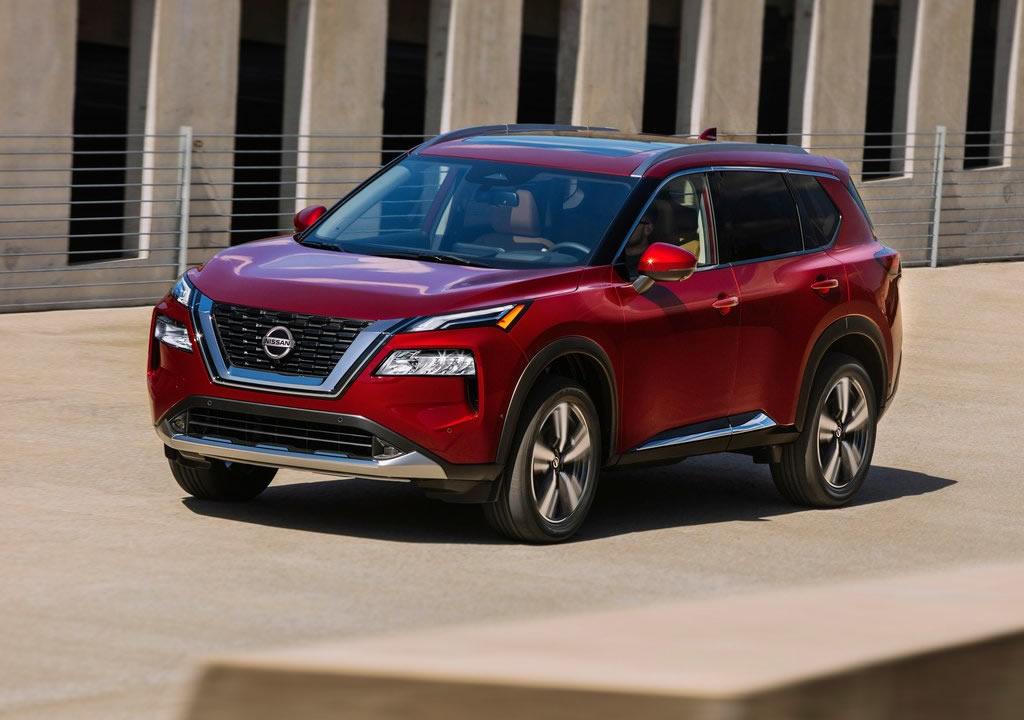 2021 Yeni Kasa Nissan Rogue