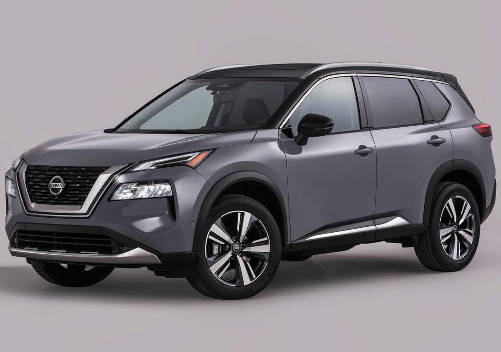 2021 Yeni Kasa Nissan Rogue Donanımları