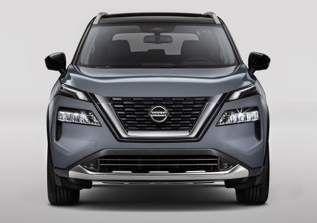 2021 Yeni Kasa Nissan Rogue Türkiye