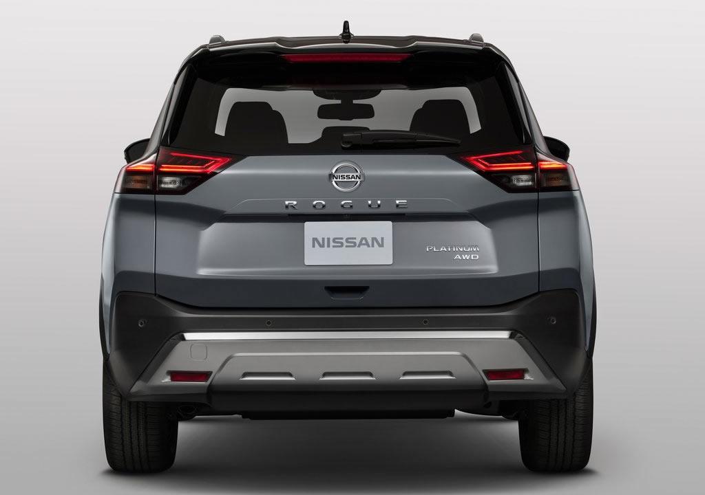 2021 Yeni Kasa Nissan X-Trail Türkiye