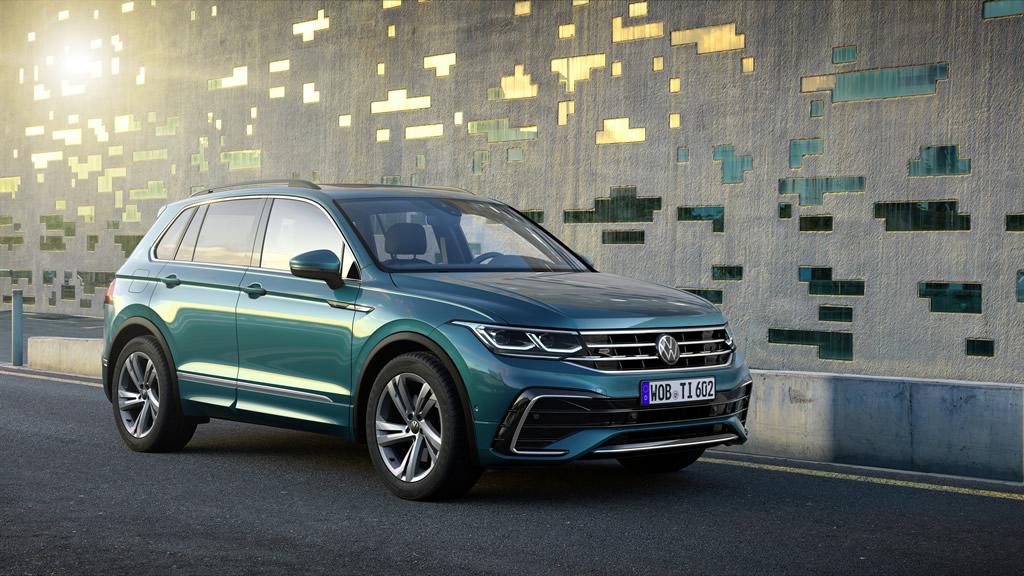 2021 Yeni Kasa VW Tiguan Özellikleri