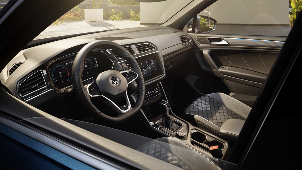 2021 Yeni Kasa VW Tiguan Türkiye'ye Ne Zaman Gelecek?