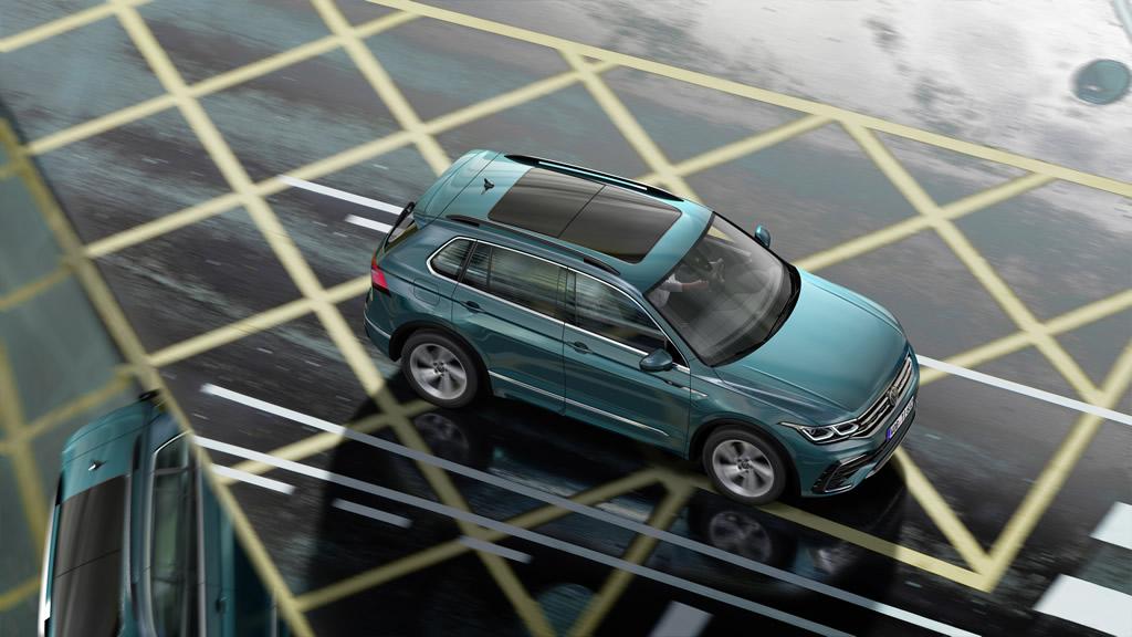 2021 Yeni Kasa VW Tiguan