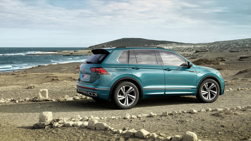 2021 Yeni Kasa VW Tiguan Donanımları