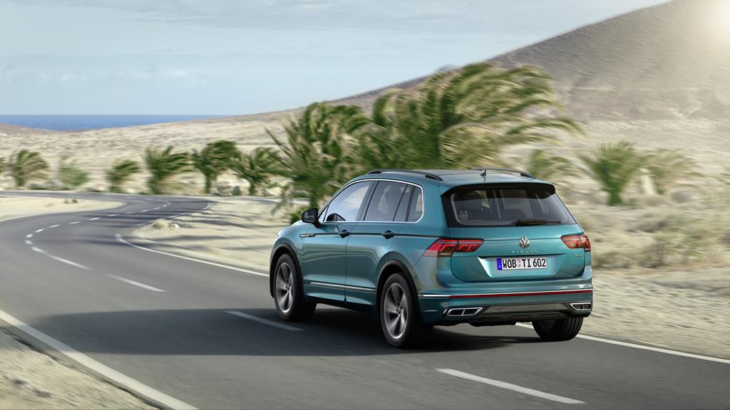2021 Yeni Kasa VW Tiguan Ne Zaman Çıkacak?
