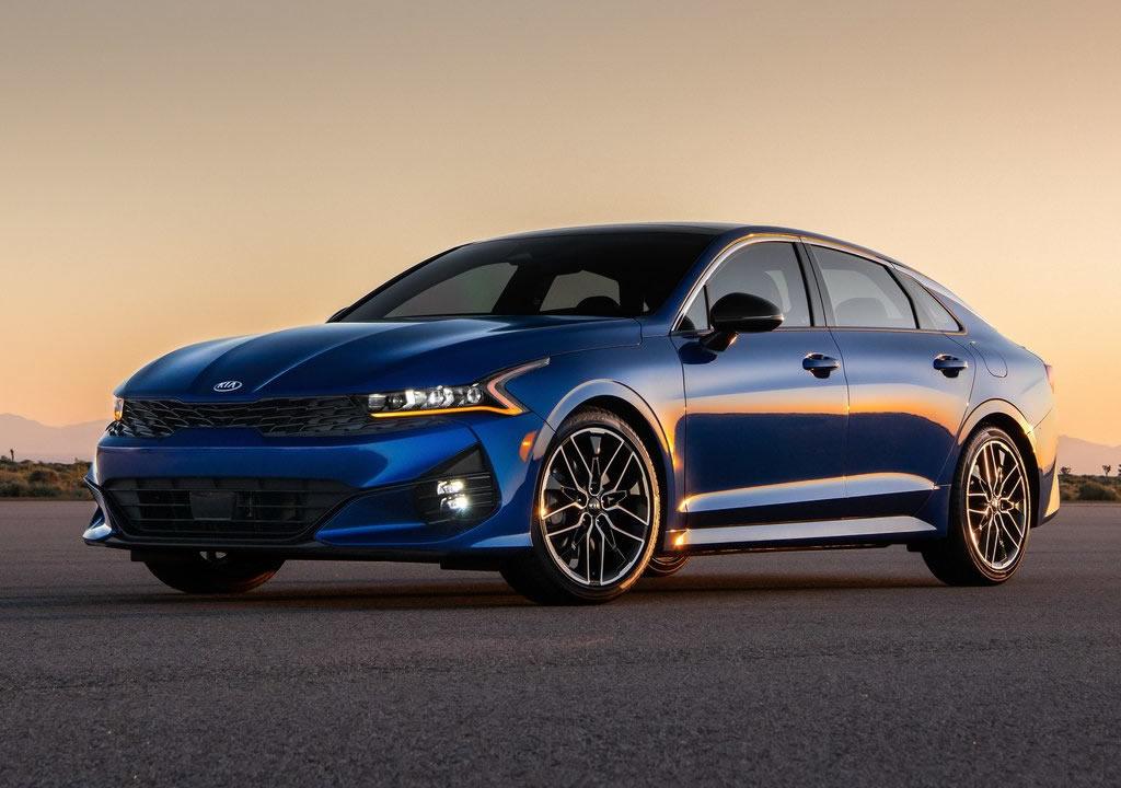 2021 Yeni Kia K5 GT Özellikleri
