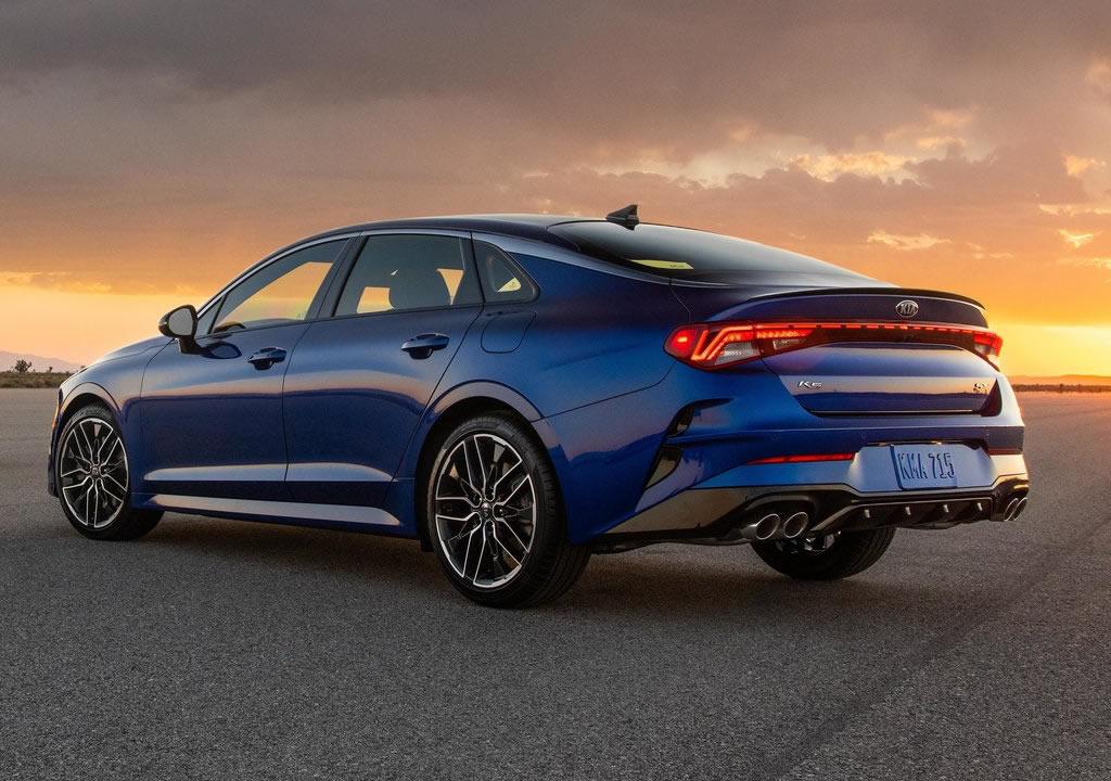 2021 Yeni Kia K5 GT