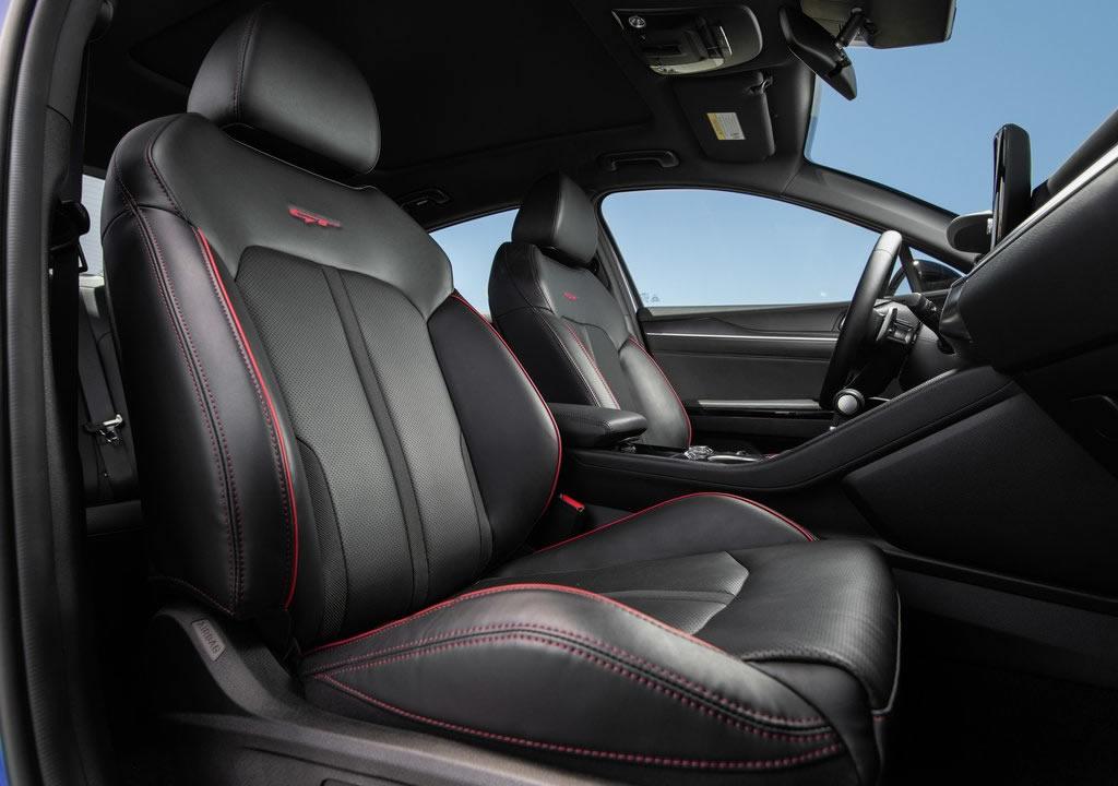 2021 Yeni Kia K5 GT Donanımları