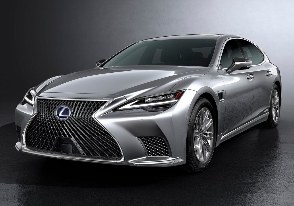 2021 Yeni Lexus LS Özellikleri