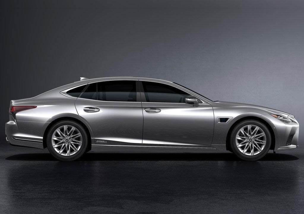 2021 Yeni Lexus LS Teknik Özellikleri