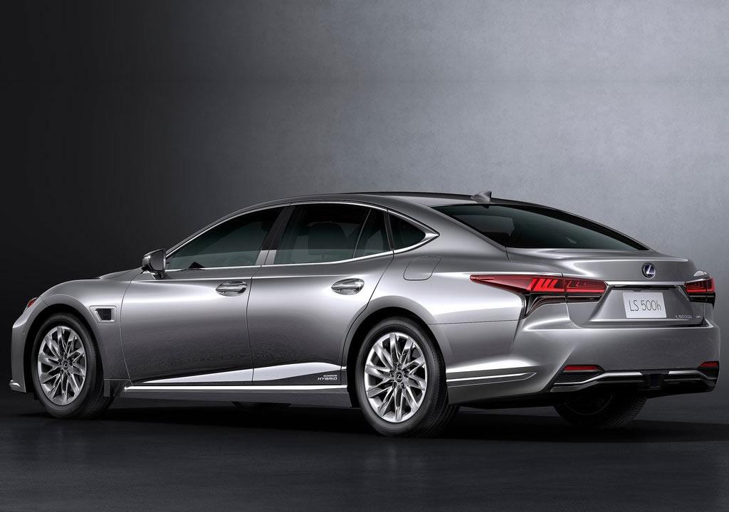 2021 Yeni Lexus LS