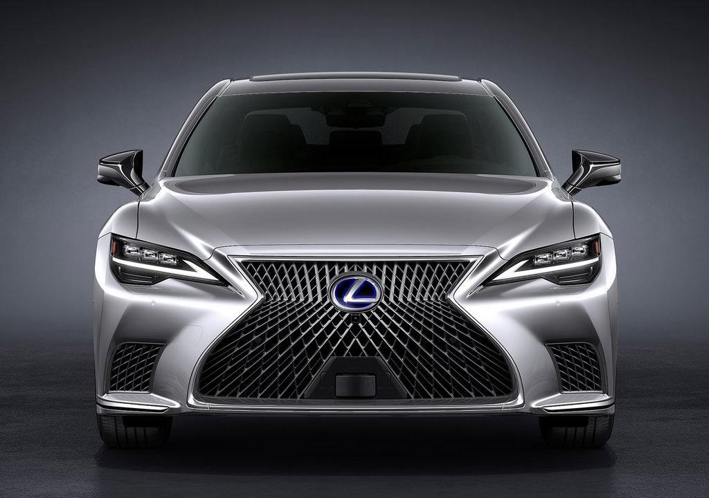 2021 Yeni Lexus LS Donanımları
