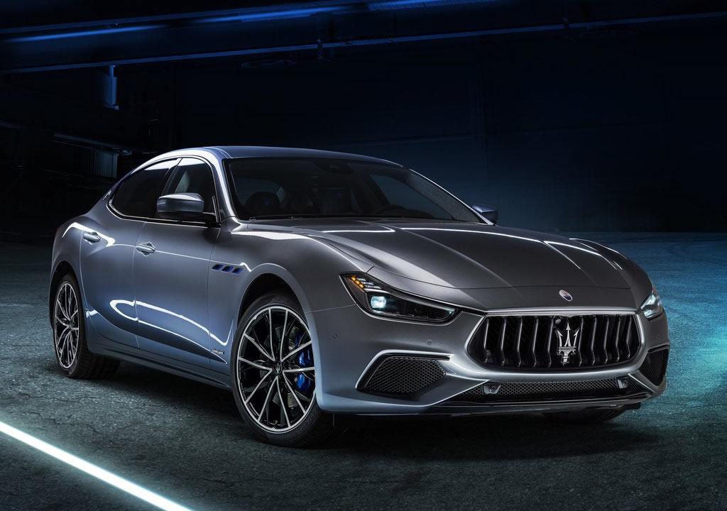 2021 Yeni Maserati Ghibli Hybrid Özellikleri